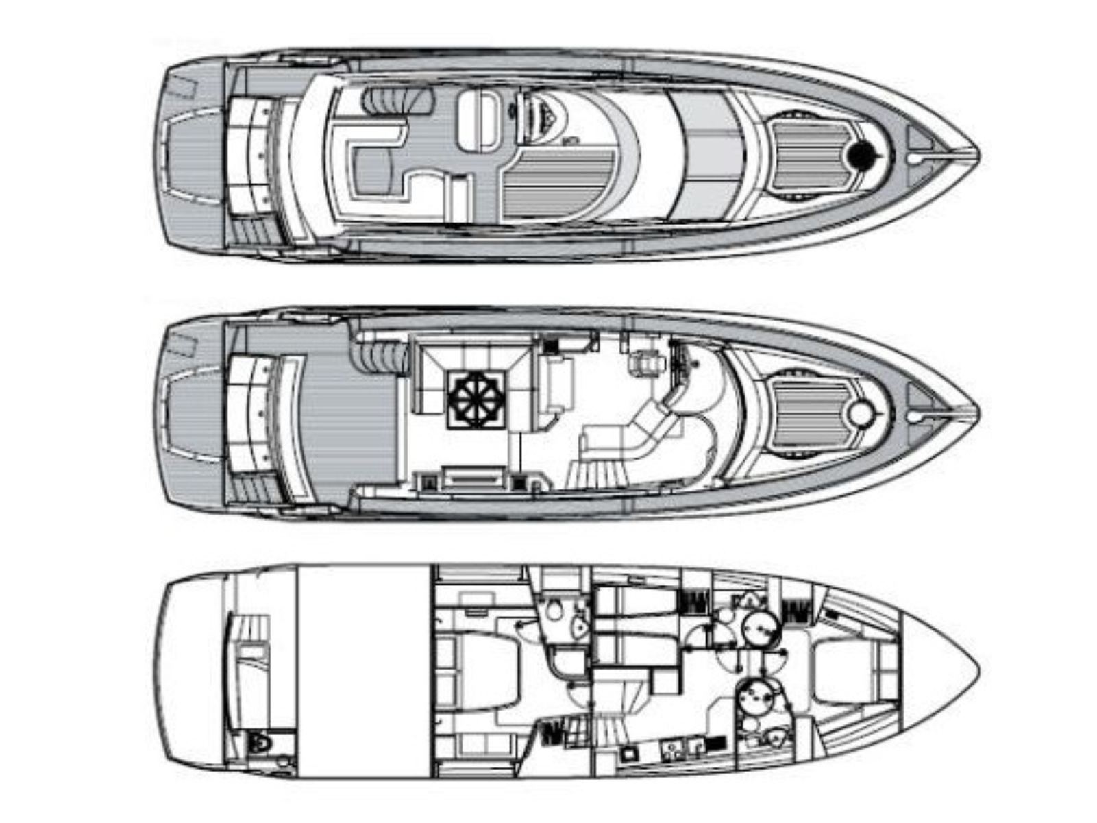 Sunseeker Manhattan 60 (2008)