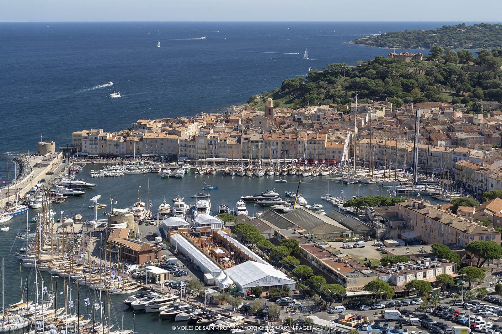 Les Voiles de Saint-Tropez Celebrate 20 Years!