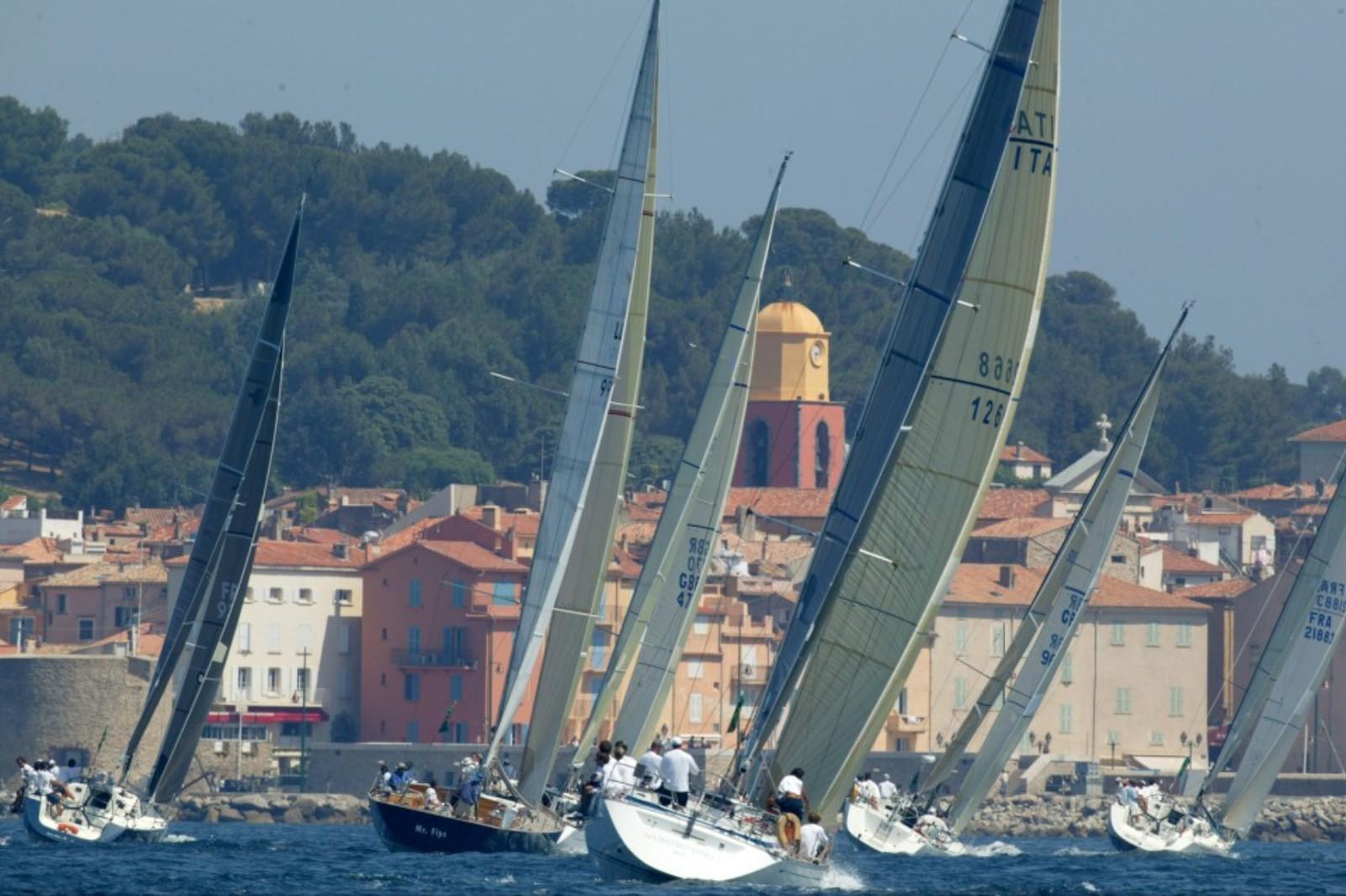 Les Voiles de Saint-Tropez Célèbrent leurs 20 Ans!