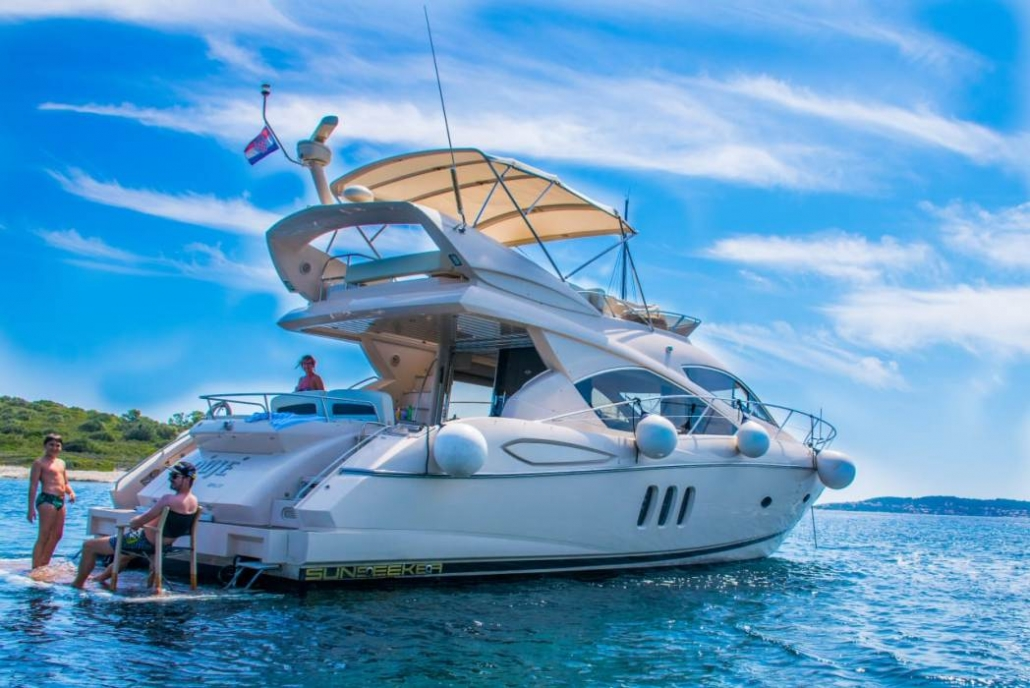 Sunseeker Manhattan 52 (2009)
