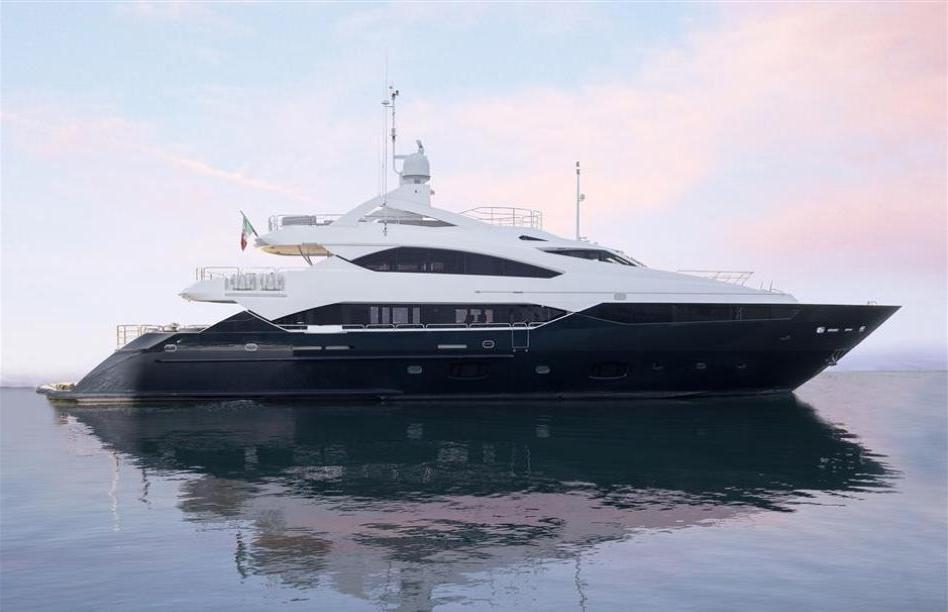 Sunseeker 40 Metre Yacht (2012)