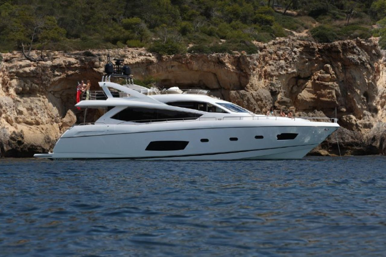 Sunseeker Manhattan 73 (2014)