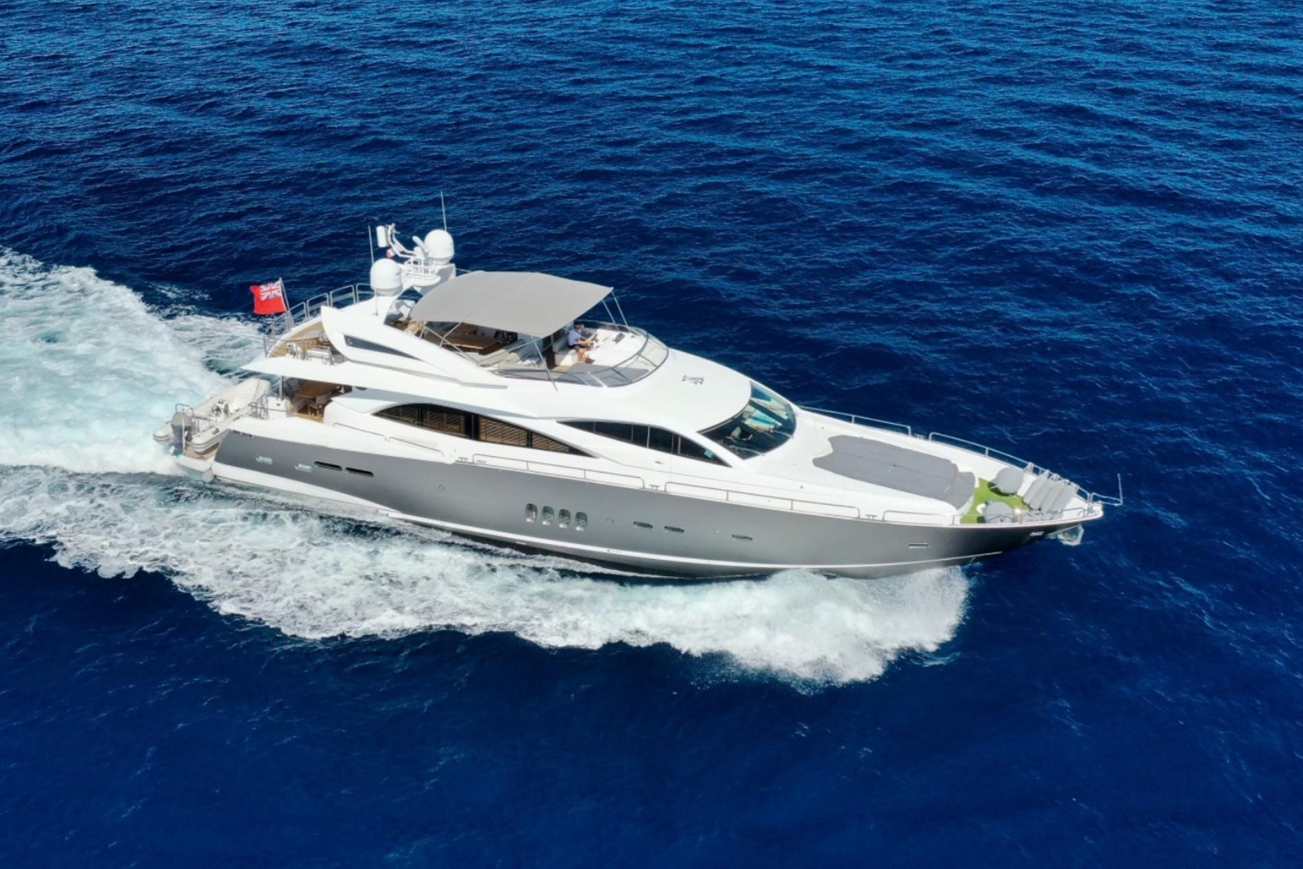 Sunseeker 90 Yacht (2007)