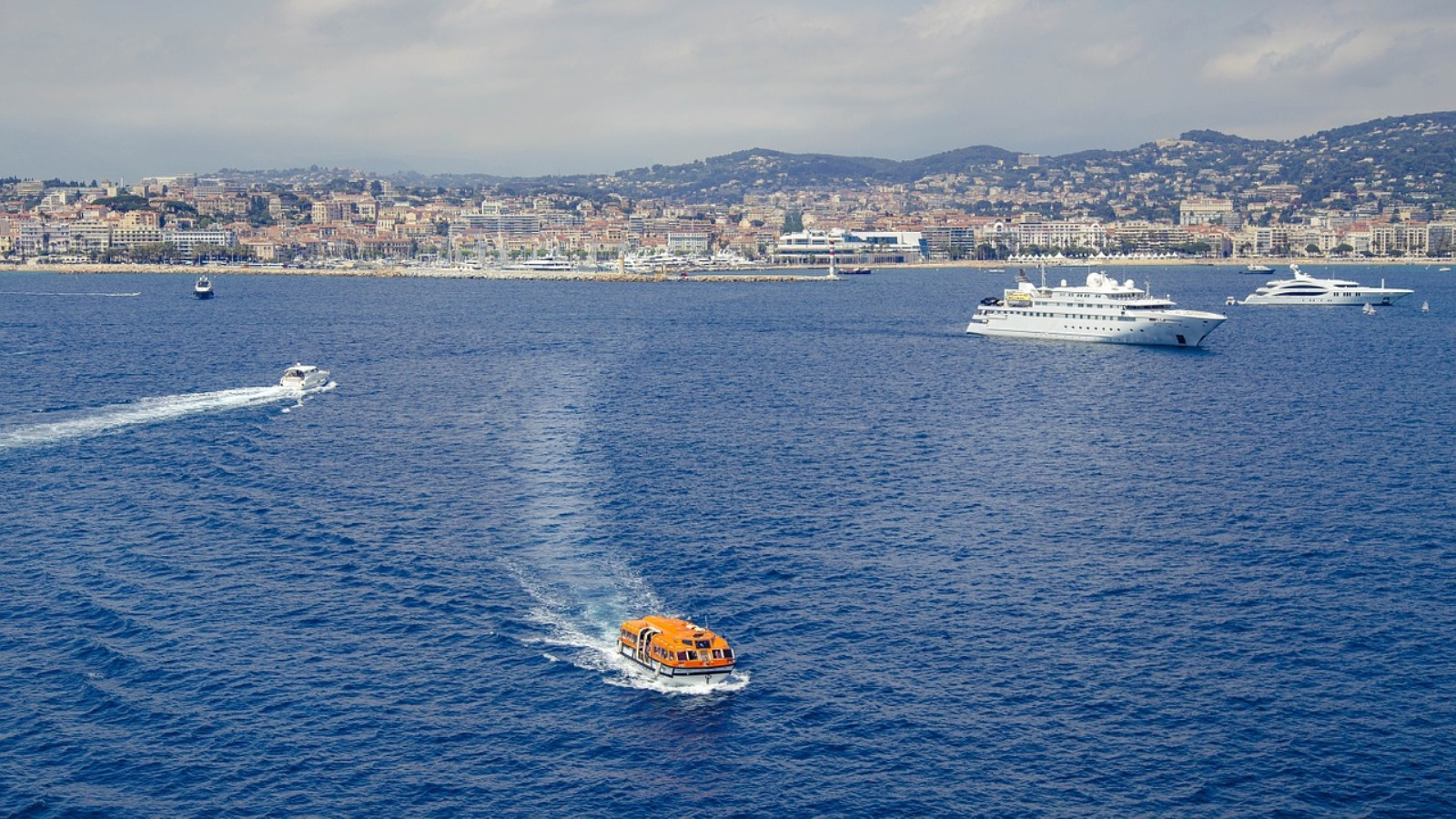 "Return to ""Normal"" Yachting Conditions in the Mediterranean"