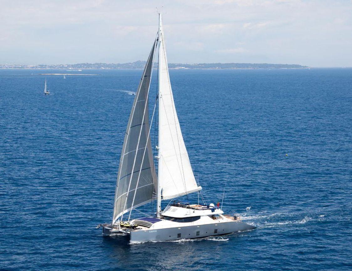 Cuneo Marine 106 Maxi Catamaran (2009)