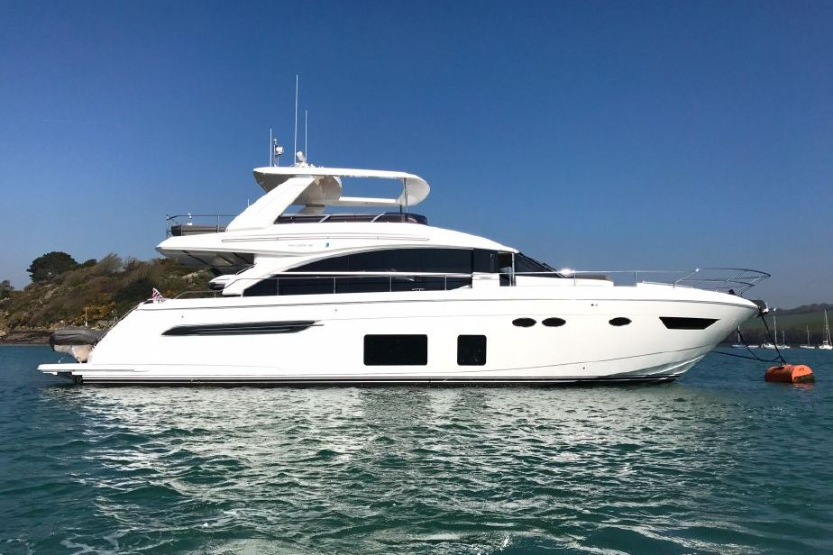Princess 68 Flybridge (2017)