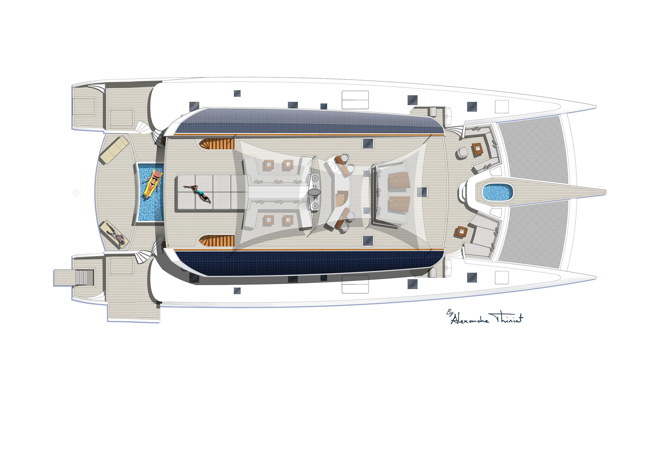 Pajot Custom Eco Yacht 115 Catamaran (New)