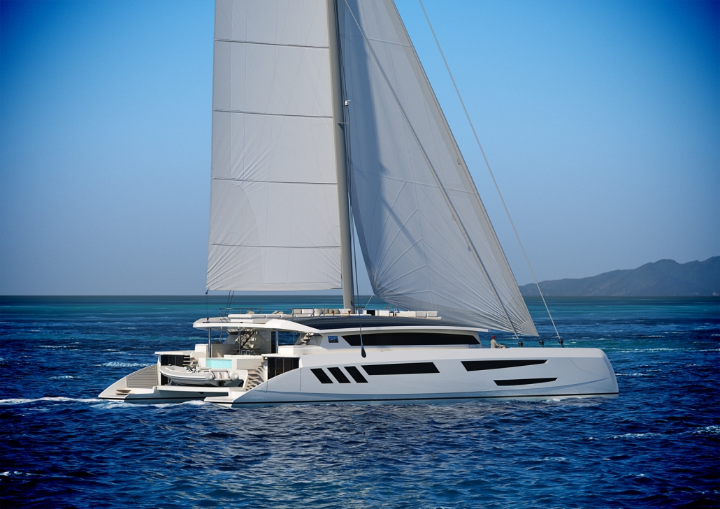 Pajot Custom Eco Yacht 115 Catamaran (New)