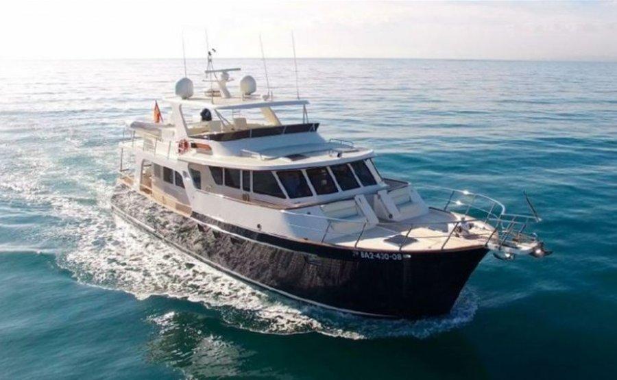 Marlow 65 Explorer (2008)