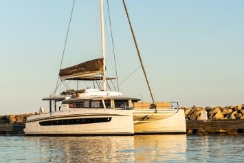 Bali 5.4 Sailing Catamaran for Charter (2021)