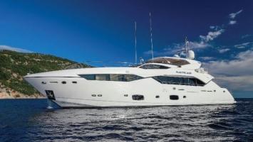 Sunseeker 115 Sport Yacht (2015)