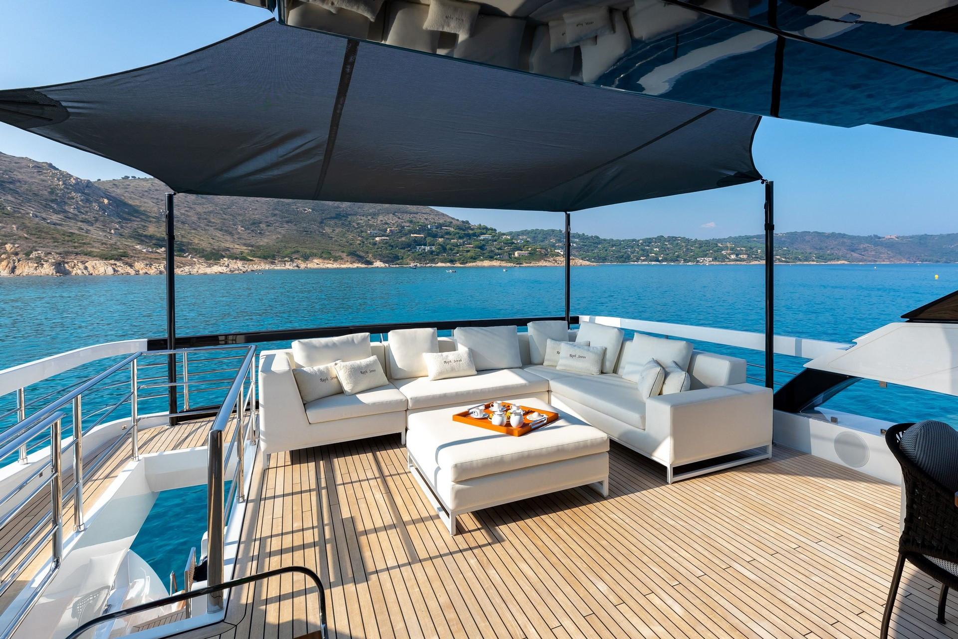 Riva 100 Corsaro Yacht for Charter (2018)