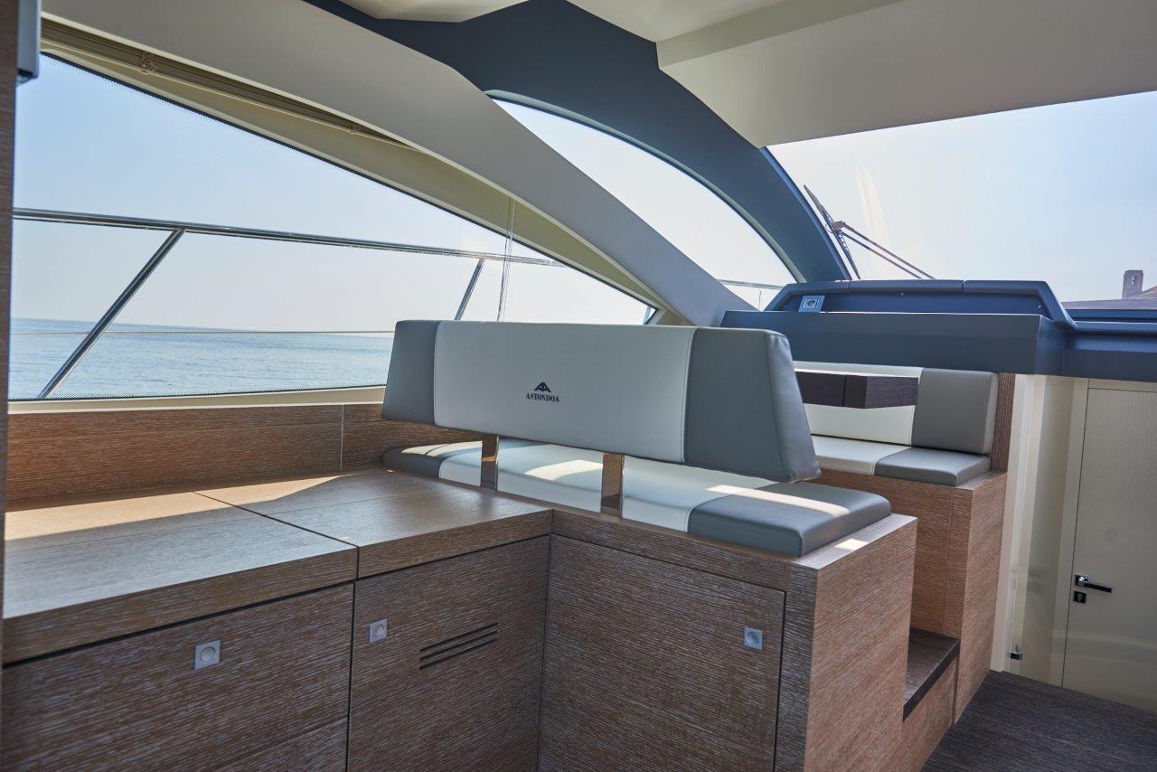 Astondoa 44 Flybridge (New)