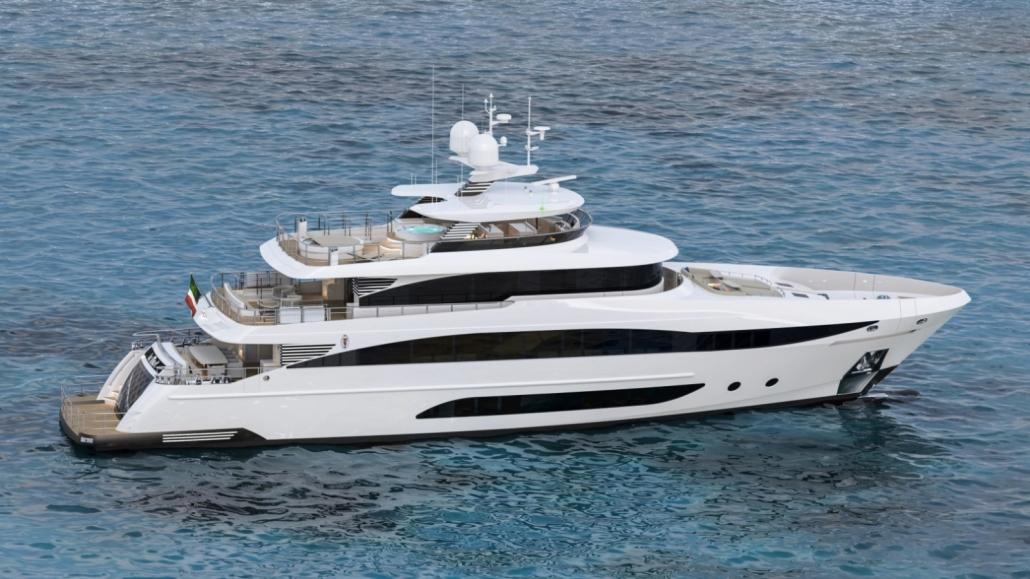 Gianetti Custom Yachts 38M (новая)