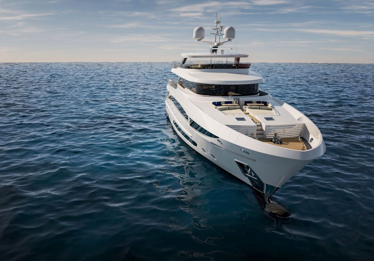 Gianetti Custom Yachts 38M (New)