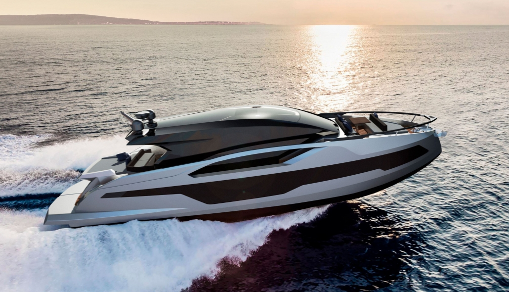 Astondoa 677 Coupe (New)