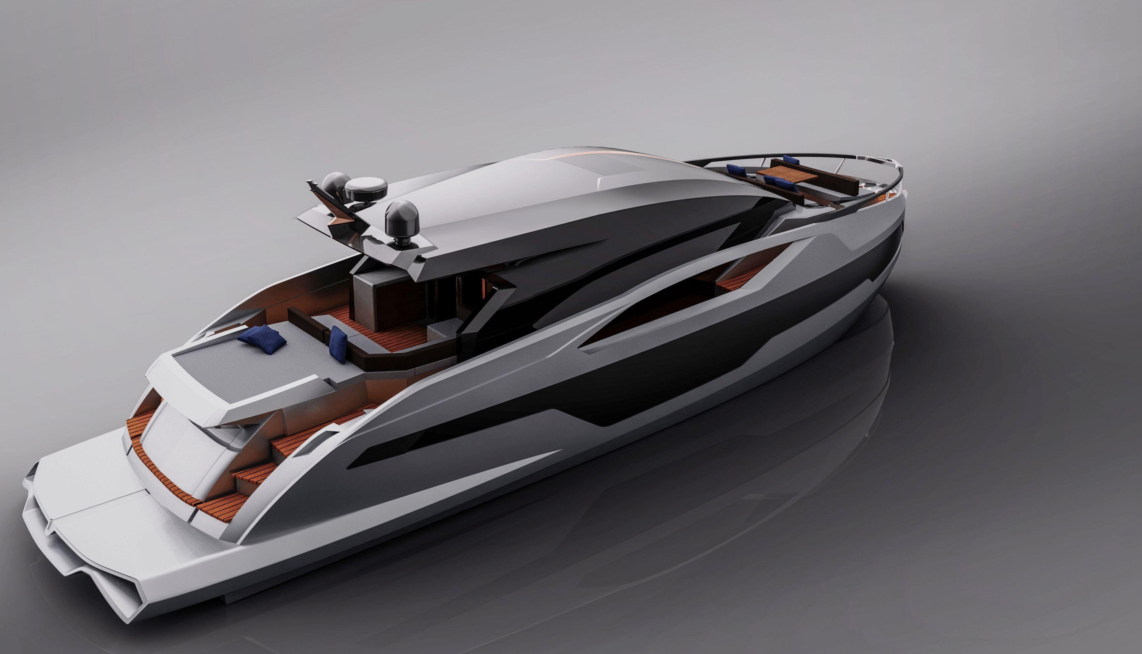 Astondoa 677 Coupe (новая)